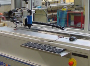 OptoScan in Produktionsumgebung