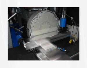 Streulichttechnologie Maschinenintegration