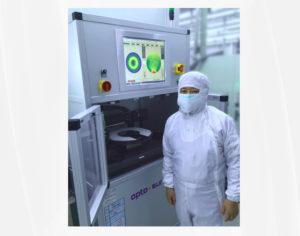 WaferMaster Wafermessmaschine